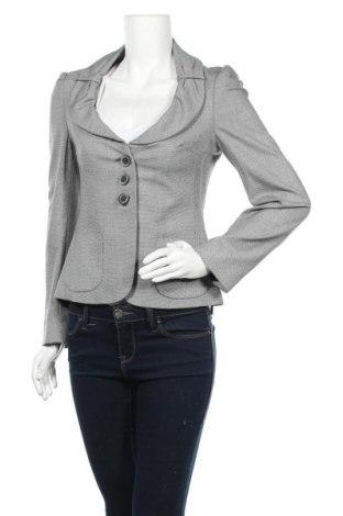 Γυναικείο σακάκι Next, Μέγεθος S, Χρώμα Γκρί, 64% πολυεστέρας, 34% βισκόζη, 2% ελαστάνη, Τιμή 17,54€