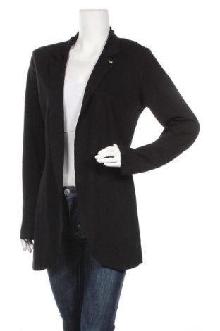 Γυναικείο σακάκι Rich & Royal, Μέγεθος XL, Χρώμα Μαύρο, 75% βισκόζη, 21% πολυαμίδη, 4% ελαστάνη, Τιμή 26,88€