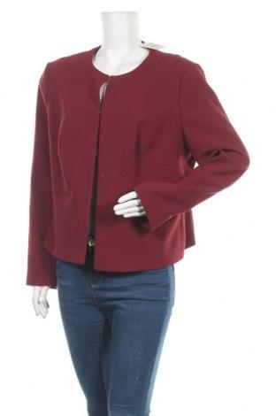 Γυναικείο σακάκι Your Sixth Sense, Μέγεθος XL, Χρώμα Κόκκινο, 62% πολυεστέρας, 33% βισκόζη, 5% ελαστάνη, Τιμή 16,37€