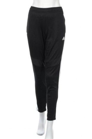 Дамско спортно долнище Adidas, Размер L, Цвят Черен, Цена 55,20лв.