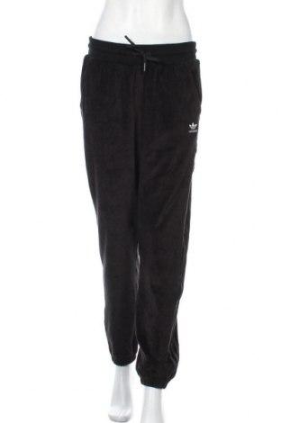 Γυναικείο αθλητικό παντελόνι Adidas Originals, Μέγεθος M, Χρώμα Μαύρο, 79% βαμβάκι, 21% πολυεστέρας, Τιμή 37,25€
