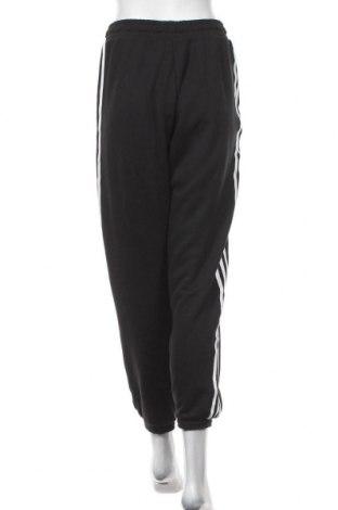 Дамско спортно долнище Adidas Originals, Размер M, Цвят Черен, Памук, Цена 74,25лв.