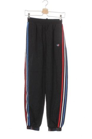 Γυναικείο αθλητικό παντελόνι Adidas Originals, Μέγεθος XS, Χρώμα Μαύρο, Πολυαμίδη, Τιμή 34,62€