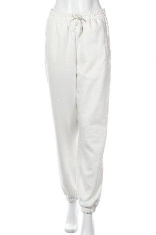 Γυναικείο αθλητικό παντελόνι Adidas Originals, Μέγεθος S, Χρώμα Λευκό, 70% βαμβάκι, 30% πολυεστέρας, Τιμή 32,36€