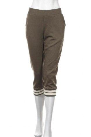 Γυναικείο αθλητικό παντελόνι Bench, Μέγεθος M, Χρώμα Πράσινο, 60% βαμβάκι, 40% πολυεστέρας, Τιμή 22,20€
