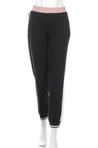 Дамско спортно долнище Bench, Размер XL, Цвят Черен, 95% памук, 5% еластан, Цена 51,75лв.