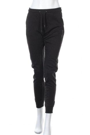 Γυναικείο αθλητικό παντελόνι Bench, Μέγεθος S, Χρώμα Μαύρο, 60% βαμβάκι, 40% πολυεστέρας, Τιμή 25,97€