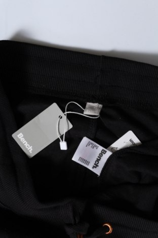 Дамско спортно долнище Bench, Размер XL, Цвят Черен, 60% памук, 40% полиестер, Цена 50,37лв.