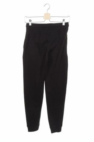 Дамско спортно долнище Bench, Размер XS, Цвят Черен, 60% памук, 40% полиестер, Цена 50,37лв.
