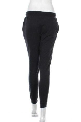 Дамско спортно долнище Even&Odd, Размер S, Цвят Черен, 60% памук, 40% полиестер, Цена 21,42лв.