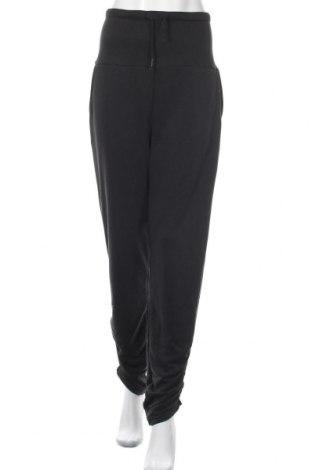 Дамско спортно долнище Even&Odd, Размер M, Цвят Черен, 65% модал, 35% полиестер, Цена 25,46лв.