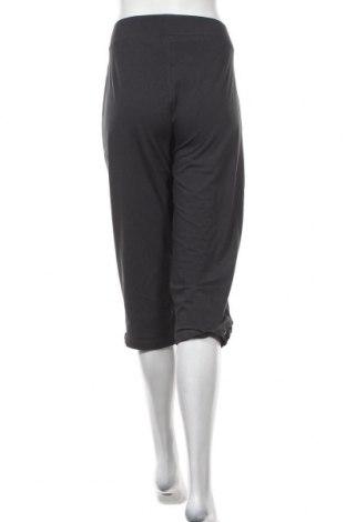 Дамско спортно долнище H.i.s, Размер XL, Цвят Сив, 94% памук, 6% еластан, Цена 40,12лв.