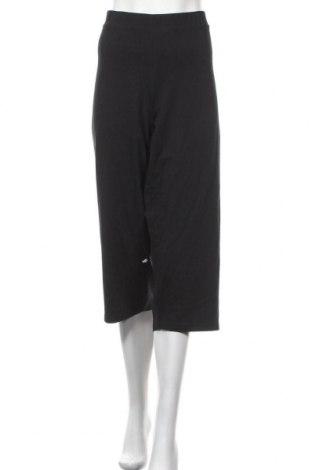Γυναικείο αθλητικό παντελόνι Kangaroos, Μέγεθος XXL, Χρώμα Μαύρο, 95% βαμβάκι, 5% ελαστάνη, Τιμή 16,70€