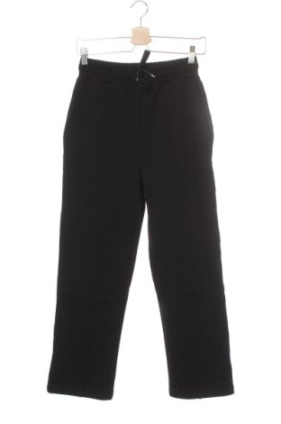 Дамско спортно долнище McQ Alexander McQueen, Размер XS, Цвят Черен, 98% памук, 2% еластан, Цена 216,75лв.