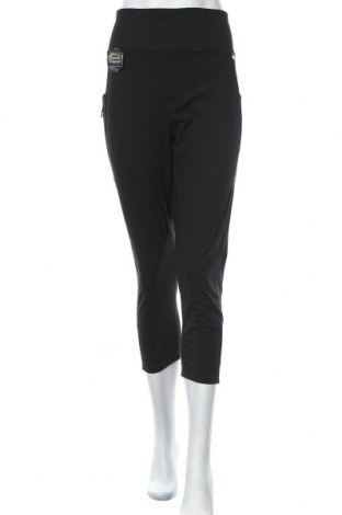 Дамско спортно долнище Michelle Bridges, Размер XL, Цвят Черен, Полиестер, еластан, Цена 31,92лв.