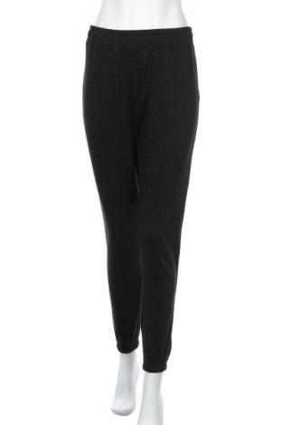 Γυναικείο αθλητικό παντελόνι Missguided, Μέγεθος S, Χρώμα Μαύρο, 60% βαμβάκι, 40% πολυεστέρας, Τιμή 17,01€