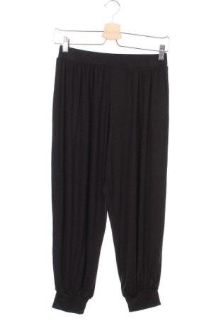 Дамско спортно долнище New Look, Размер XS, Цвят Черен, 96% вискоза, 4% еластан, Цена 18,40лв.