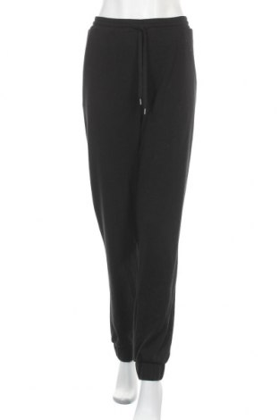 Дамско спортно долнище Vero Moda, Размер XL, Цвят Черен, 65% полиестер, 35% памук, Цена 33,00лв.
