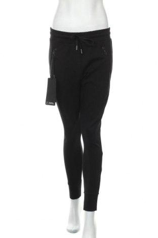 Дамско спортно долнище Zhrill, Размер S, Цвят Черен, 60% памук, 35% полиестер, 5% еластан, Цена 66,75лв.