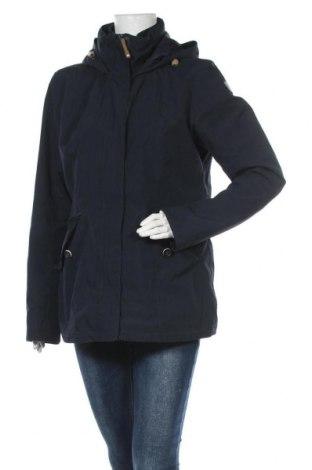 Γυναικείο μπουφάν αθλητικό Icepeak, Μέγεθος L, Χρώμα Μπλέ, Πολυεστέρας, Τιμή 18,41€