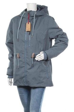 Γυναικείο μπουφάν αθλητικό Kangaroos, Μέγεθος XL, Χρώμα Μπλέ, Πολυεστέρας, Τιμή 38,40€