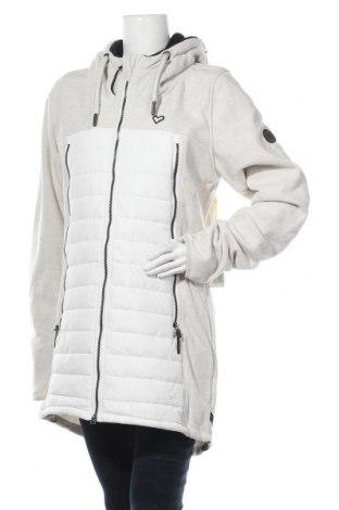 Γυναικείο μπουφάν Alife And Kickin, Μέγεθος XXL, Χρώμα Γκρί, Πολυεστέρας, πολυαμίδη, Τιμή 56,06€