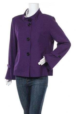 Γυναικείο μπουφάν Betty Barclay, Μέγεθος XL, Χρώμα Βιολετί, Τιμή 57,60€