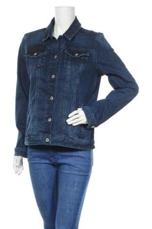 Γυναικείο μπουφάν Cecil, Μέγεθος L, Χρώμα Μπλέ, 98% βαμβάκι, 2% ελαστάνη, Τιμή 29,44€
