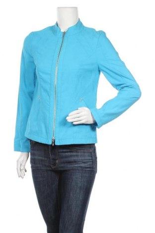 Γυναικείο μπουφάν Jones, Μέγεθος S, Χρώμα Μπλέ, 82% βισκόζη, 15% πολυαμίδη, 3% ελαστάνη, Τιμή 6,36€