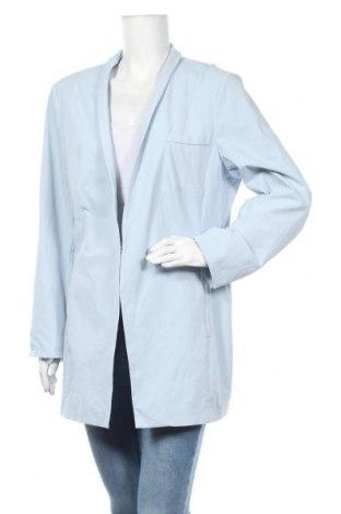 Γυναικείο μπουφάν Madeleine, Μέγεθος XL, Χρώμα Μπλέ, 48% βαμβάκι, 47% πολυαμίδη, 5% ελαστάνη, Τιμή 43,06€