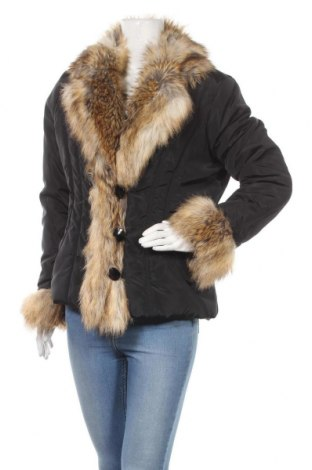 Dámská bunda  Sarah Kern, Velikost L, Barva Černá, Polyester, Cena  590,00Kč