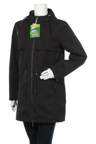 Γυναικείο μπουφάν Tamaris, Μέγεθος M, Χρώμα Μαύρο, Πολυεστέρας, Τιμή 38,40€