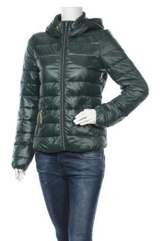 Дамско яке Tom Tailor, Размер S, Цвят Зелен, Полиамид, Цена 81,75лв.