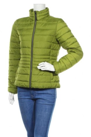 Γυναικείο μπουφάν Tom Tailor, Μέγεθος M, Χρώμα Πράσινο, Πολυεστέρας, Τιμή 33,25€