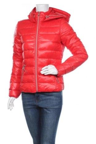 Γυναικείο μπουφάν Tom Tailor, Μέγεθος S, Χρώμα Κόκκινο, Πολυαμίδη, Τιμή 38,27€