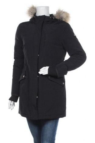 Γυναικείο μπουφάν Tommy Hilfiger, Μέγεθος M, Χρώμα Μαύρο, 66% βαμβάκι, 34% πολυαμίδη, φτερά και πούπουλα, Τιμή 170,62€
