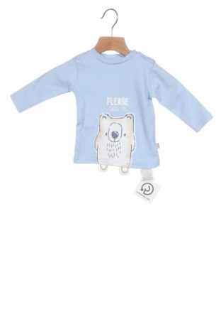 Παιδική μπλούζα Blue Seven, Μέγεθος 3-6m/ 62-68 εκ., Χρώμα Μπλέ, 100% βαμβάκι, Τιμή 11,75€