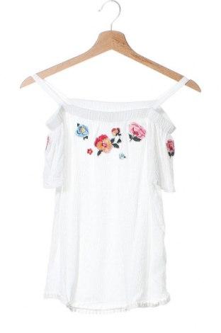 Παιδική μπλούζα Here+There, Μέγεθος 12-13y/ 158-164 εκ., Χρώμα Λευκό, Βισκόζη, Τιμή 9,09€