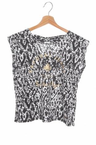 Детска блуза Kaporal, Размер 11-12y/ 152-158 см, Цвят Бял, Памук, Цена 4,46лв.