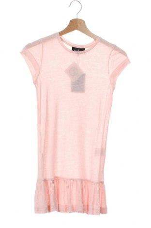Детска блуза Little Remix, Размер 9-10y/ 140-146 см, Цвят Розов, 85% вискоза, 15% лен, Цена 27,41лв.