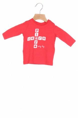 Παιδική μπλούζα Name It, Μέγεθος 1-2m/ 50-56 εκ., Χρώμα Ρόζ , 95% βαμβάκι, 5% ελαστάνη, Τιμή 11,75€