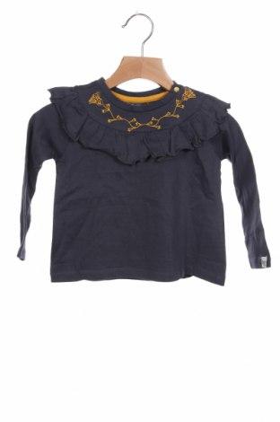 Παιδική μπλούζα Noppies, Μέγεθος 12-18m/ 80-86 εκ., Χρώμα Μπλέ, 100% βαμβάκι, Τιμή 14,23€