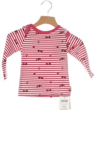 Παιδική μπλούζα Steiff, Μέγεθος 9-12m/ 74-80 εκ., Χρώμα Πολύχρωμο, 95% βαμβάκι, 5% ελαστάνη, Τιμή 12,16€