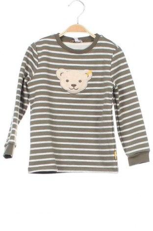 Παιδική μπλούζα Steiff, Μέγεθος 2-3y/ 98-104 εκ., Χρώμα Πράσινο, 95% βαμβάκι, 5% ελαστάνη, Τιμή 15,30€
