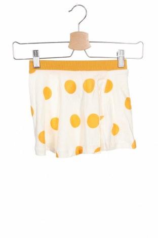 Παιδική φούστα Petit Bateau, Μέγεθος 5-6y/ 116-122 εκ., Χρώμα Λευκό, Βαμβάκι, Τιμή 14,23€