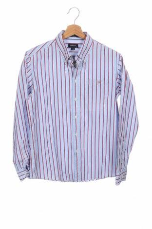 Детска риза Gant, Размер 14-15y/ 168-170 см, Цвят Многоцветен, Памук, Цена 36,00лв.