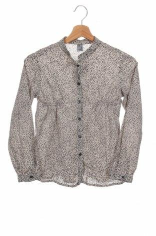 Детска риза Zara, Размер 10-11y/ 146-152 см, Цвят Бежов, 100% памук, Цена 18,00лв.