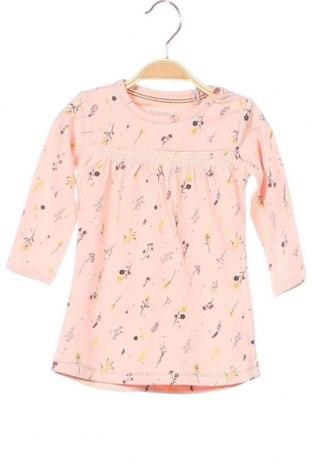Παιδικό φόρεμα Noppies, Μέγεθος 3-6m/ 62-68 εκ., Χρώμα Ρόζ , 95% βαμβάκι, 5% ελαστάνη, Τιμή 16,12€