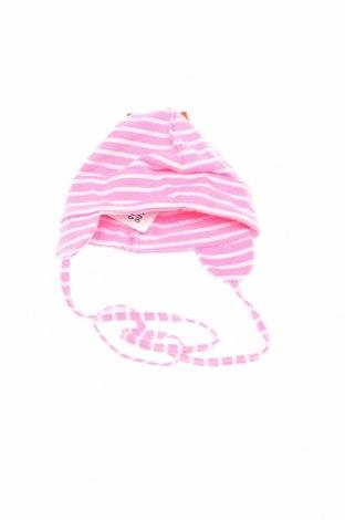 Детска шапка, Цвят Розов, 95% памук, 5% еластан, Цена 13,20лв.