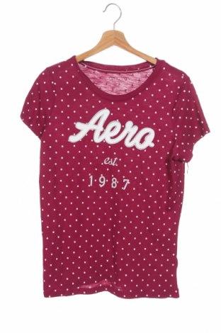 Παιδικό μπλουζάκι Aeropostale, Μέγεθος 15-18y/ 170-176 εκ., Χρώμα Βιολετί, 60% βαμβάκι, 40% πολυεστέρας, Τιμή 9,74€
